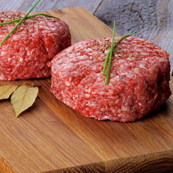 Picture of Lamb and Mint Burgers (8 x 4oz)