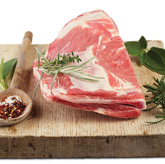 Picture of Whole Shoulder of Lamb on the Bone (3.5Kg)