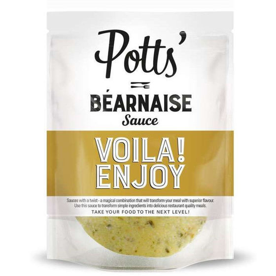 Picture of Potts Bearnaise Sauce (250g)