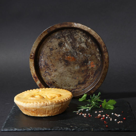 Picture of Large Chicken Ham and Leek Pie