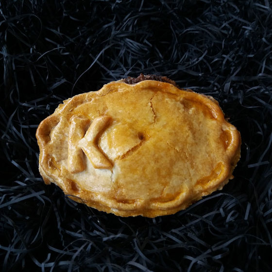 Individual Steak & Kidney Pie
