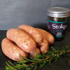 Picture of Belvoir Shop Tasty Lamb Sausage  (Per Kilo)