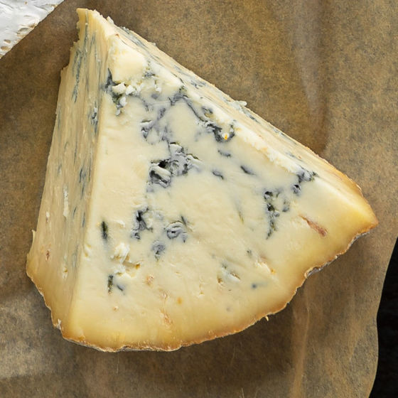 Stichelton Blue Cheese at The Country Victualler