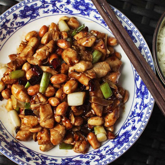 Family Secret Szechuan Kung Pao