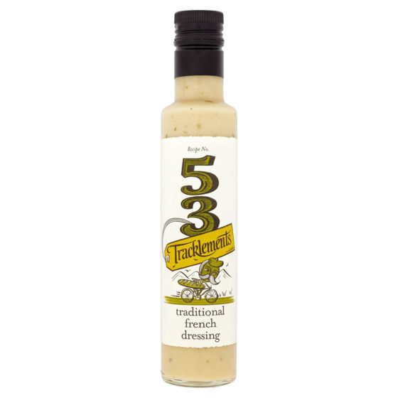 Tracklements Traditional French Dressing 240ml